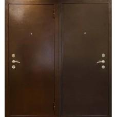 """Дверь стальная порошковая покраска """"Антик"""", металл с 2-х сторон"""