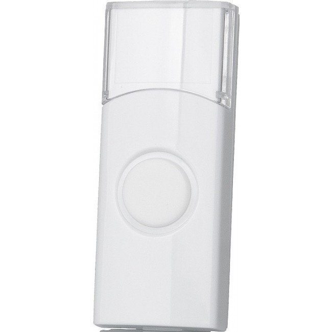 Кнопка для звонка DBB01WL Белый