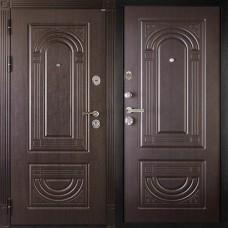 Дверь стальная МДФ с 2-х сторон