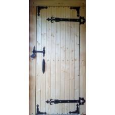 Дверь стальная для Бани